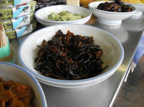 pickled oshino-hakkai