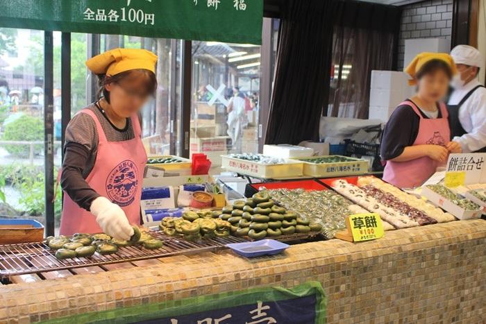 oshino_hakkai green pancake