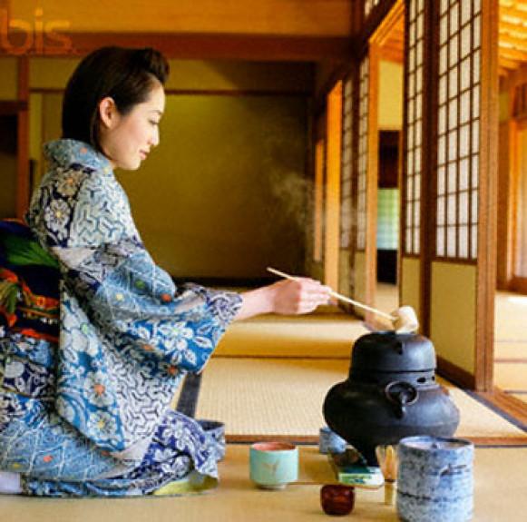 Trà Đạo Nhật Bản – Điển hình văn hóa cổ xưa của Nhật