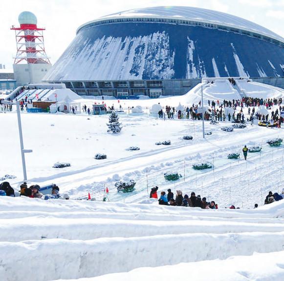 Tận hưởng vui chơi mùa đông tại Nhật Bản mùa Giáng Sinh