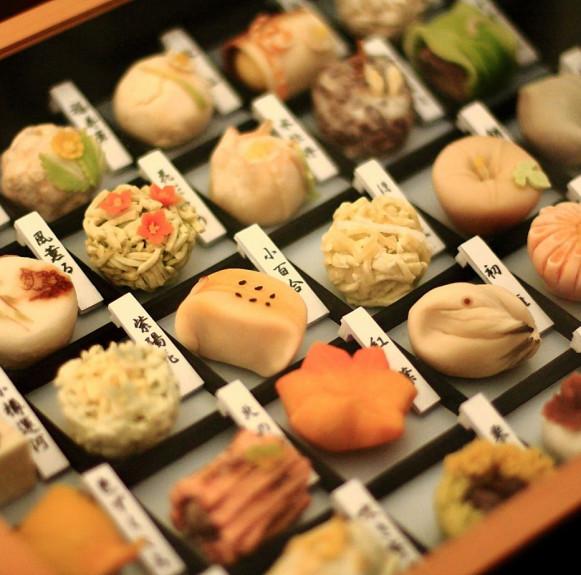 'Đã mắt' với những loại bánh ngọt đến từ Nhật Bản