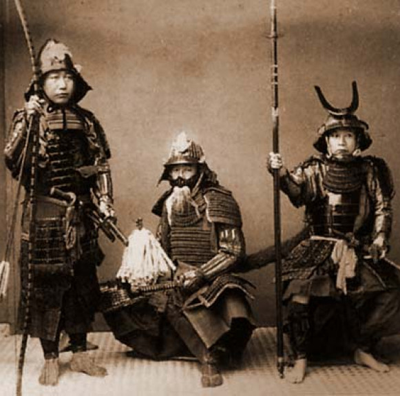 Tinh thần Võ Sĩ Đạo - Samurai