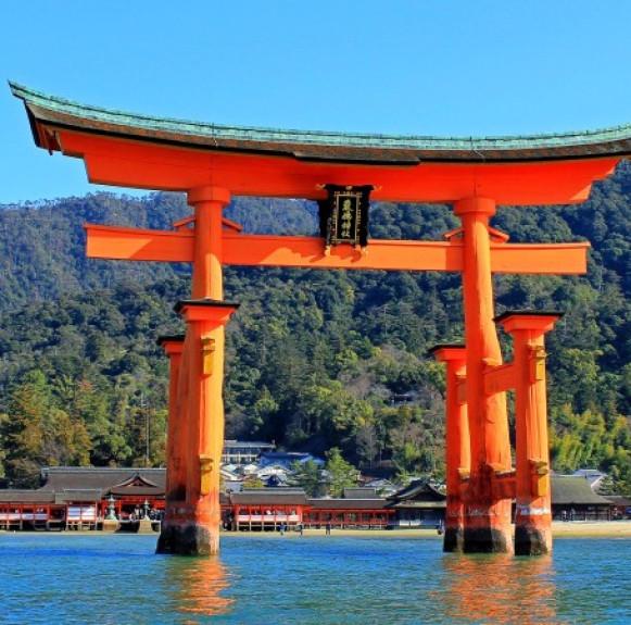 Yakushima Torii - Cổng Chào Thần Xã Đảo
