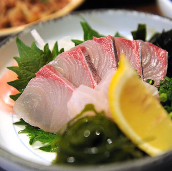 Sashimi - Món sống