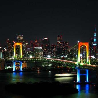 Sôi động vịnh ODAIBA, TOKYO