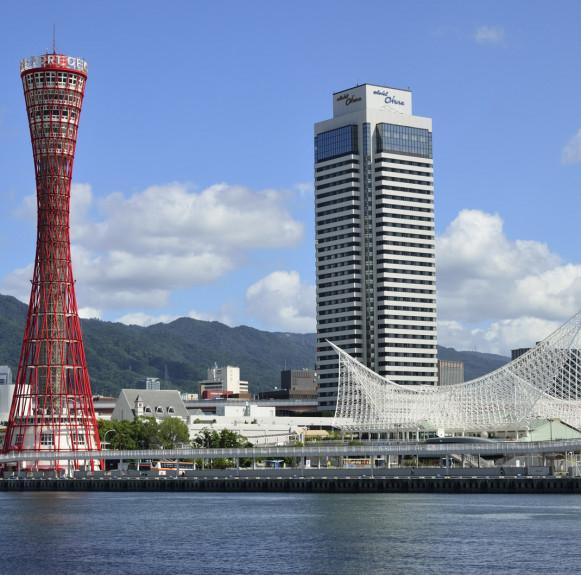 Khu mua sắm Kobe Harborland