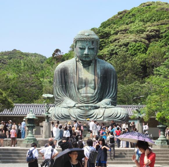 Đại Phật Kamakura (daibutsu)