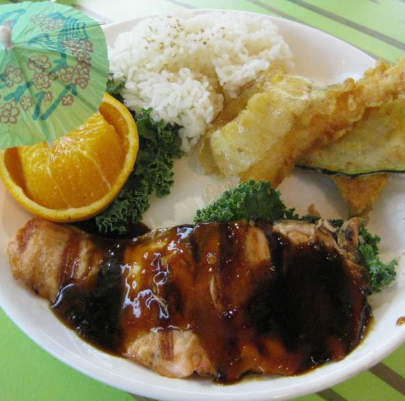 Bữa ăn của các Sumo Nhật Bản